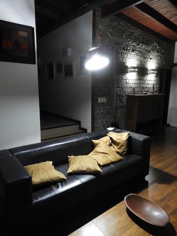 Casa con vista al Amanecer