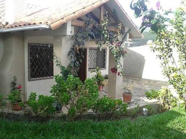 Casa en Samaipata, Santa Cruz-Bolivia
