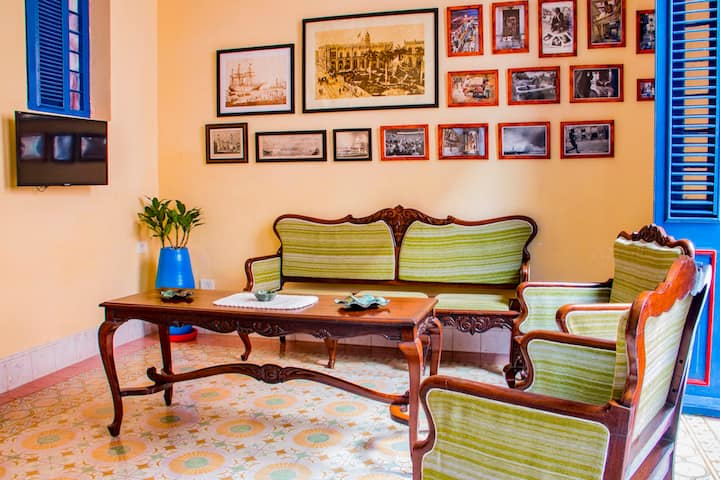 Casa Alba, room (3) Suitehabana