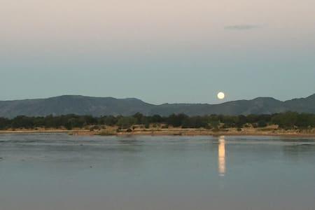 Mopani Chalet - Lower Zambezi, Siavonga, Zambia