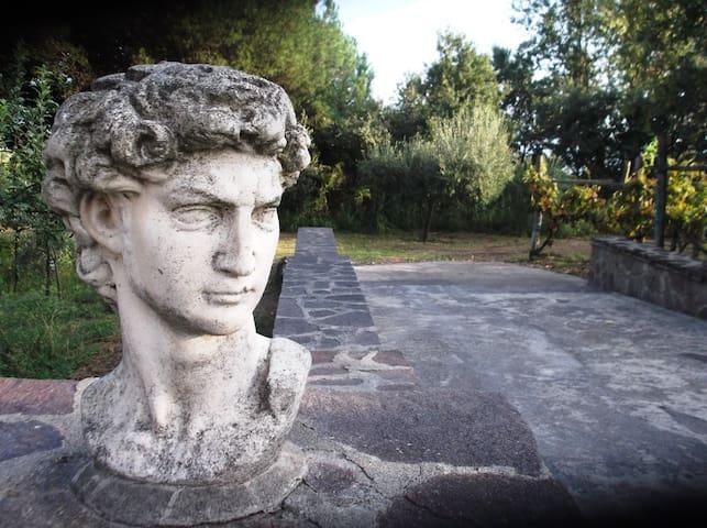 Appartamento Pompei - fino a 5 adulti e 2 bambini