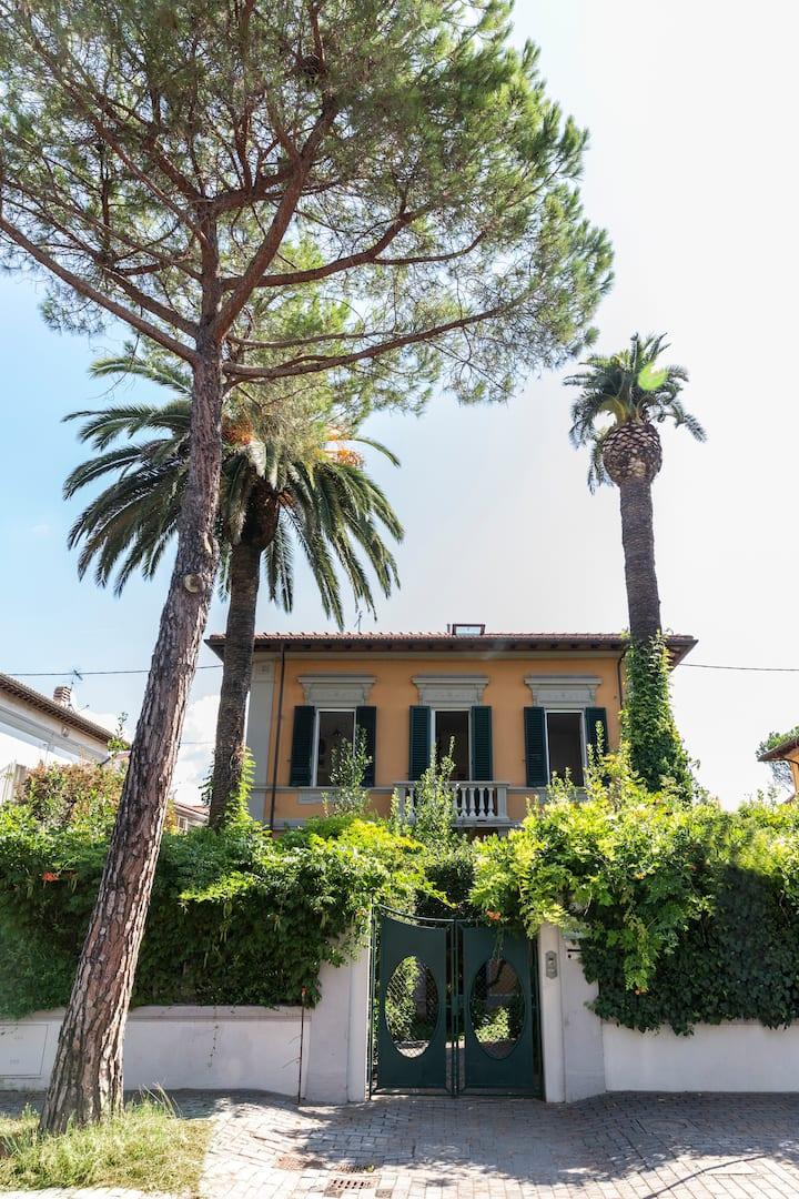 Spacious private room in Villa in Pisa