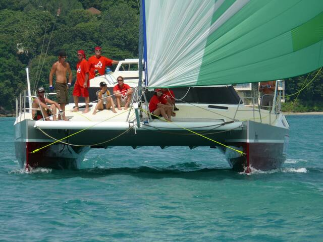Catamaran Charter Phuket - Mueang Phuket District - Barca