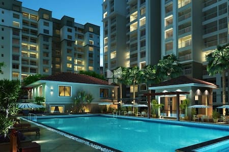 Luxury Apartment (Centre of Bangalore!) - Bangalore - Appartement