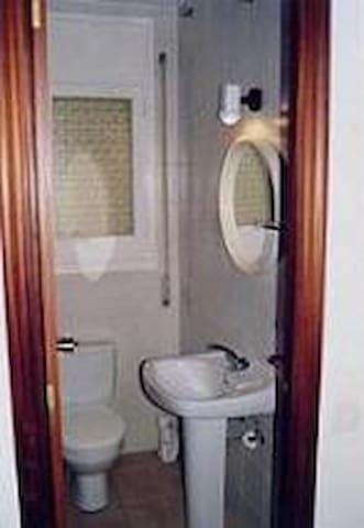 2ème WC avec lavabo