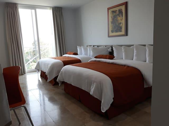 Hotel Sr & Suites Chapala Doble