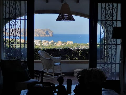 Porta Maris Javea-Luxury Boutique villa-Sea views