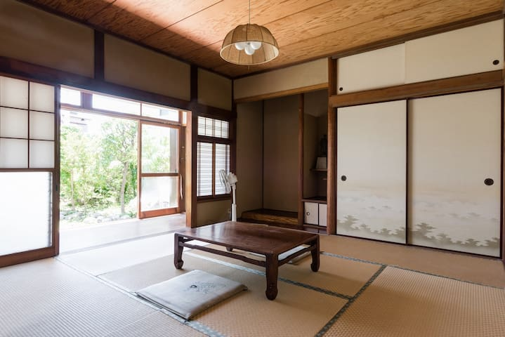 Experience the old traditional house in Kamakura - Kamakura-shi