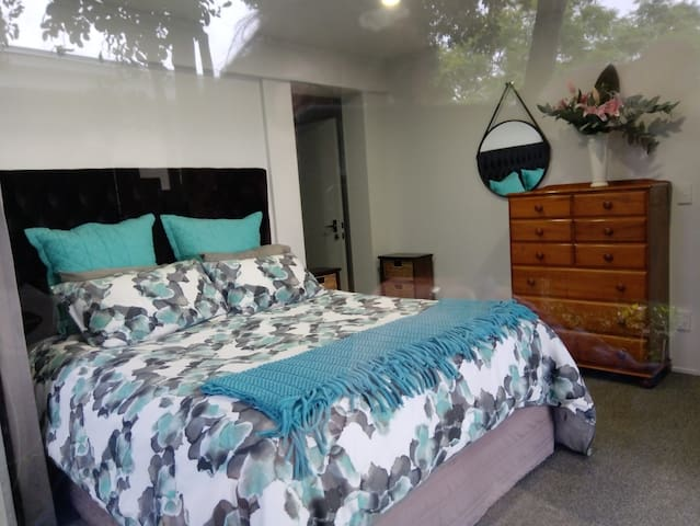 Bedroom 1 - Has On-suite and walk-in wardrobe