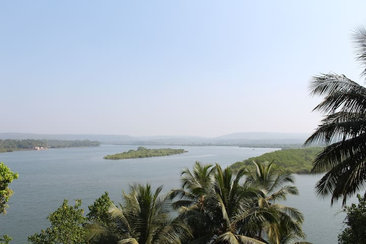 KIRANPANI ECO FARM IV (Abode in Nature's Palm) - Goa del nord