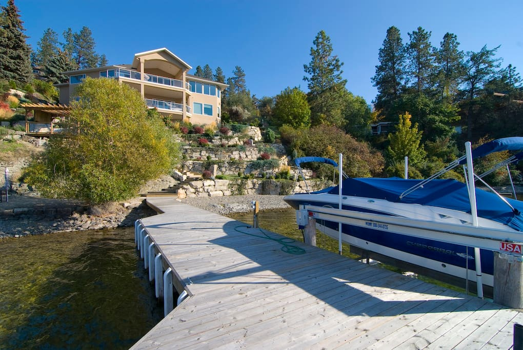 Your home base for Kelowna/Okanagan/Lake fun and relaxation, as you desire.