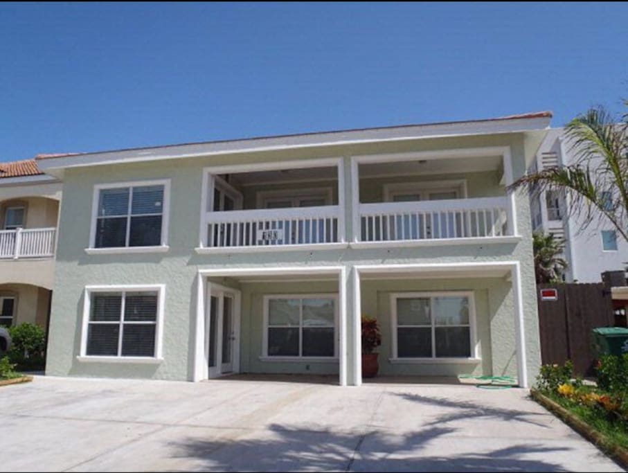 South Padre Island Rent House Under