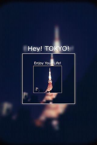 Next to Tokyo Tower! 3 min to station! Free Wifi! - Minato - Lägenhet
