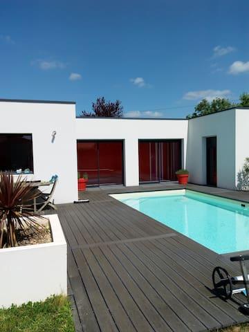 Villa moderne, tout confort, proche de La Rochelle - Dompierre-sur-Mer