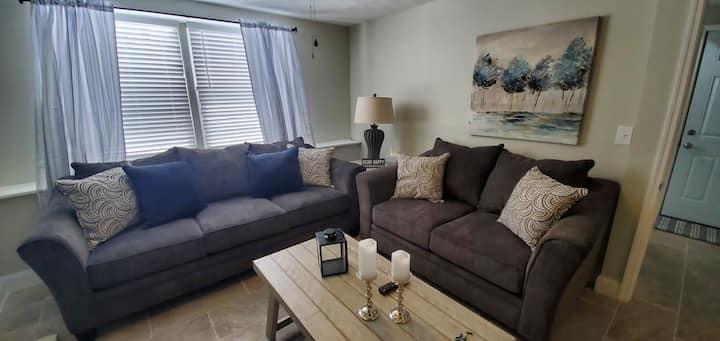 Lacinda's cozy home