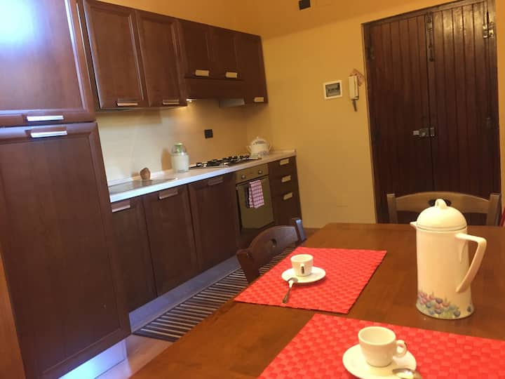 Apartment in the center of Saluzzo CN