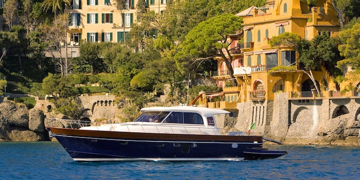 Yacht APREAMARE 60