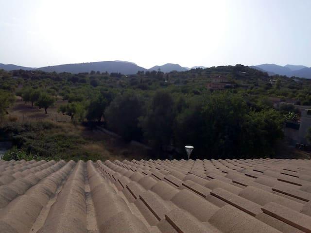 Beautiful flat in Inca (Mallorca), amazing views - Inca - Daire