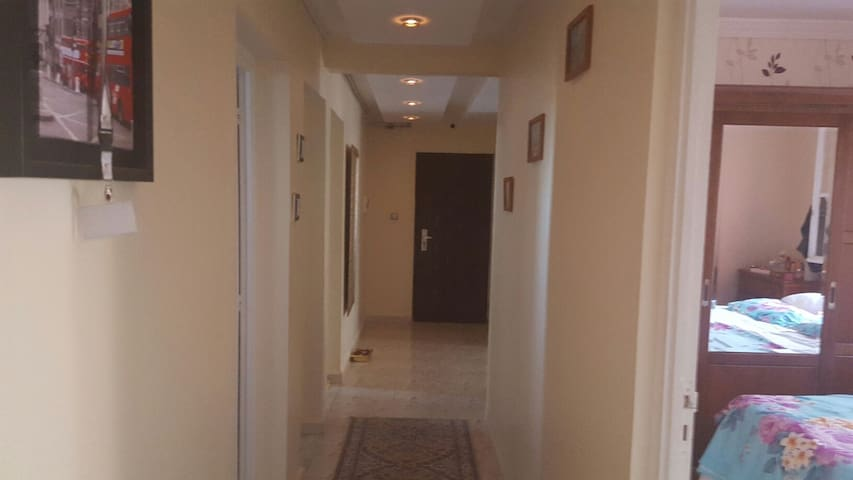 Appartement cosy Alger - les bannaniers  - Wohnung