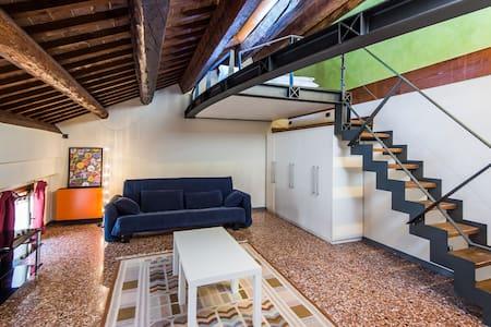 Loft Due Spade - Noale - Apartmen