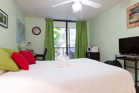 Cozy/ample room in Miami, FL - Miami
