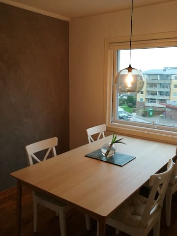 Apartment with two bedrooms, in Stavanger