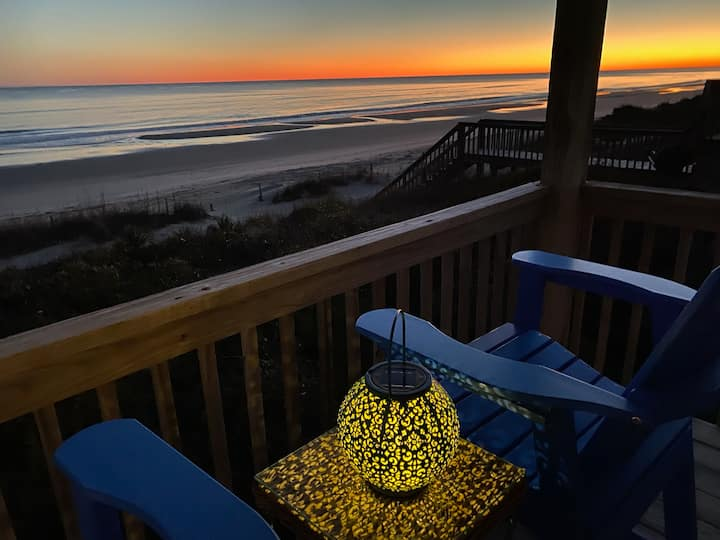 Southern Sol NCarolina dog friendly beach house