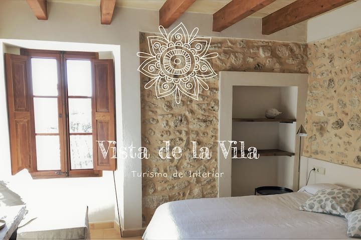 Vista de la Vila - (B&B) Double Room Comfort