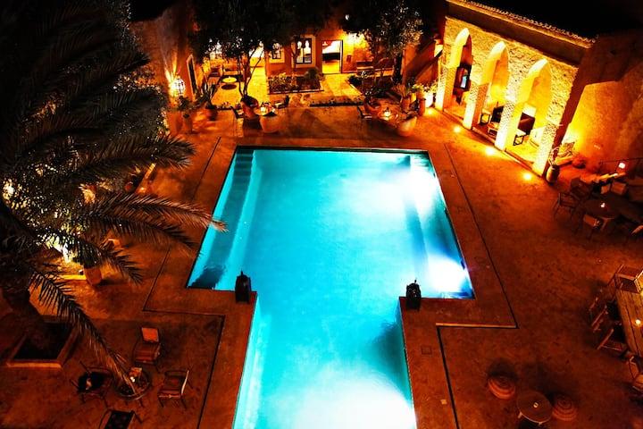 Riad Le Moulin Taroudant
