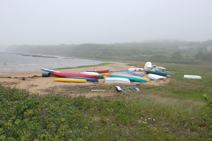 Kayak Rentals at Wells Harbor
