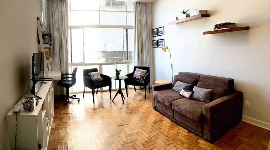 Apartamento Edifício COPAN @copanzinhoap
