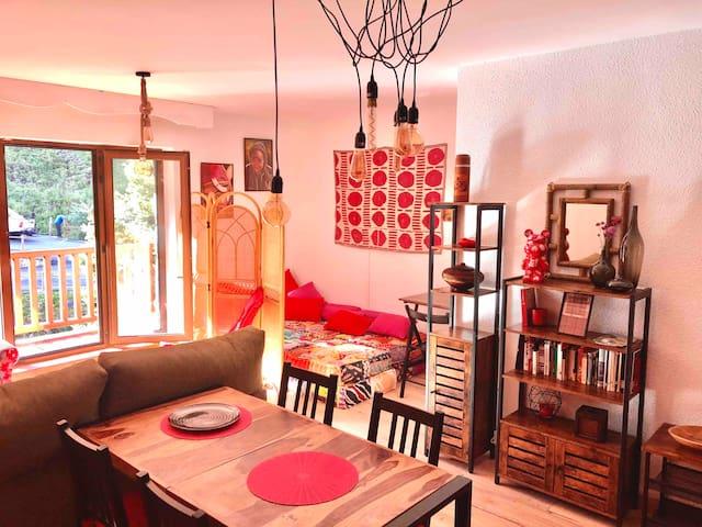 Riu&Mont apartment in Incles Soldeu Tarter Andorra