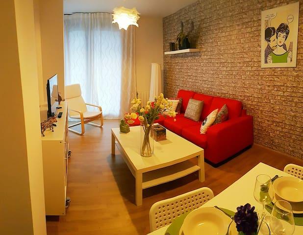 Moderno apartamento en Ramales. - Ramales de la Victoria - Apartment