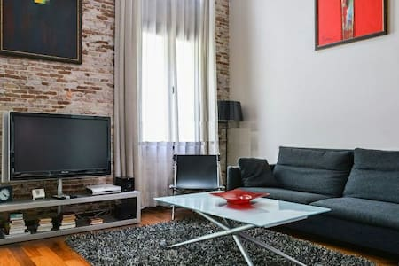 Sweet double bedroom in La Rambla - Barcelona El RAVAL  - 公寓