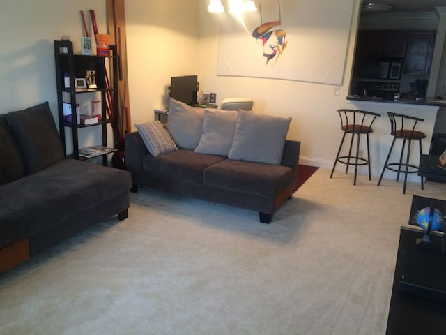 Buckhead Apartment great location!!! - アトランタ - アパート