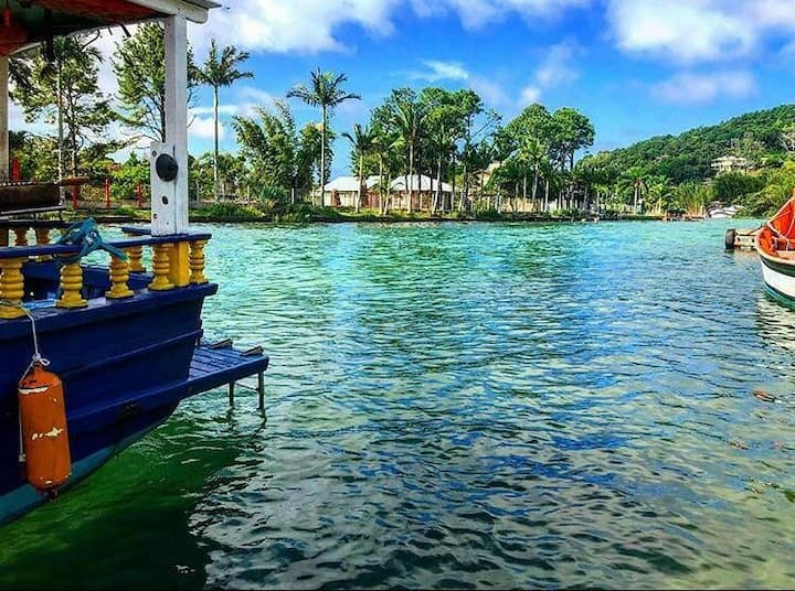 Vibe House - Barra da Lagoa
