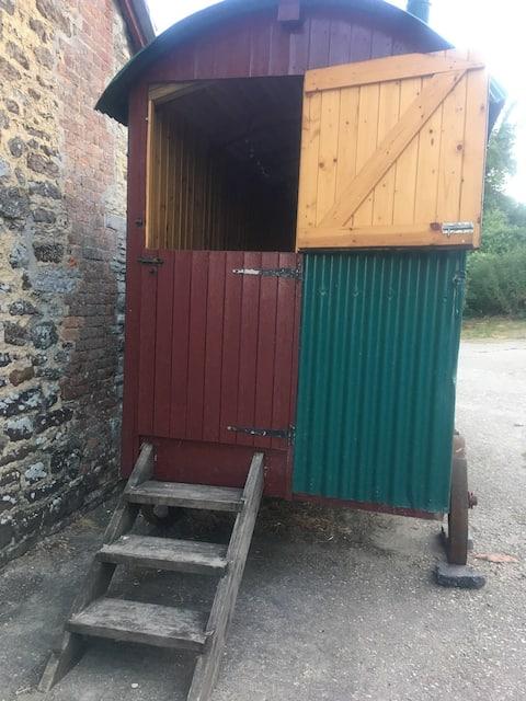 Studland Sheperd's Hut