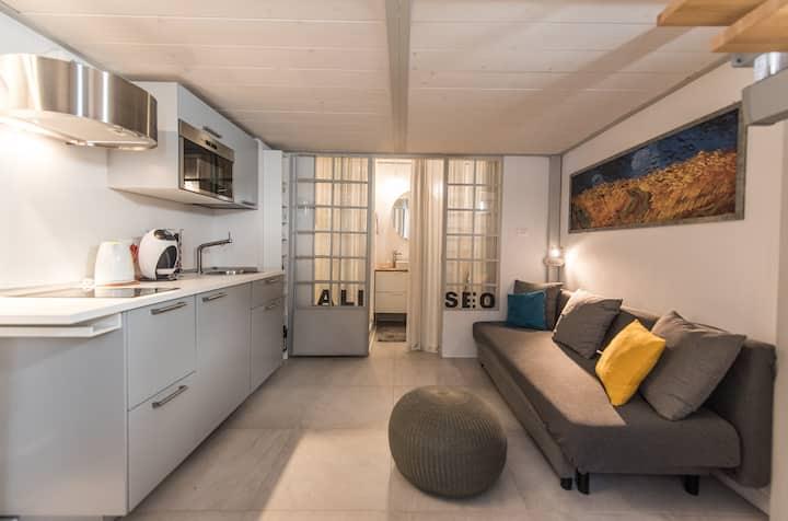 Aliseo loft Torino Porta Susa - aria condizionata