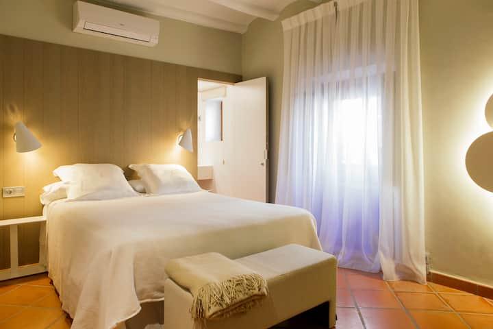 Habitación Doble Alechín, Hotel  Cresol
