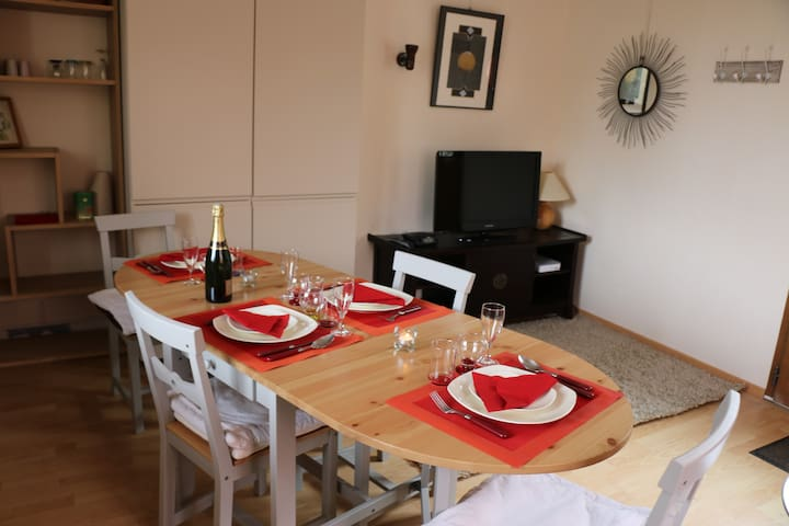 "Close to GRENOBLE : ""Apartment / house"" for 4/5 p - Claix - House"