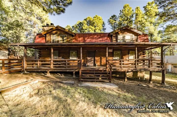 BJ's Log Cabin