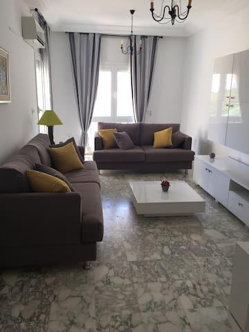 Charmant 2 pièces Hammamet, à qqs mètres de la mer - Nabeul - Appartement