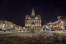 City of Oudenaarde (5 km) Copyright: De Beiaard