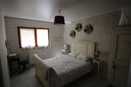 Charmant appartement en rez de chalet