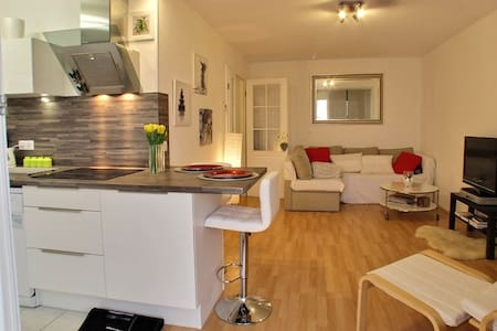 Nice and cosy apartment near Basel and Euroairport - Huningue
