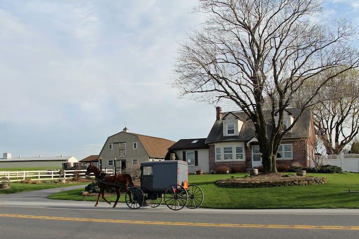 Amish Barn Suite