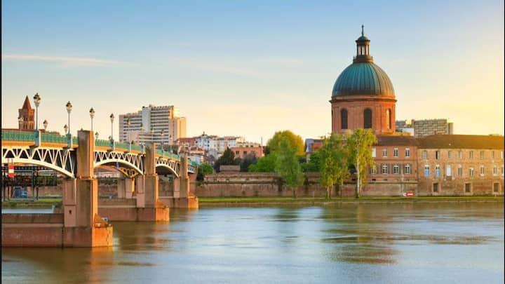 Charmant T2 Toulouse à 15 minute du centre ville