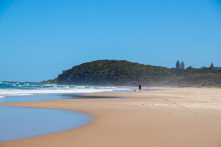 Angels Beach Apartment, East Ballina -Dog friendly