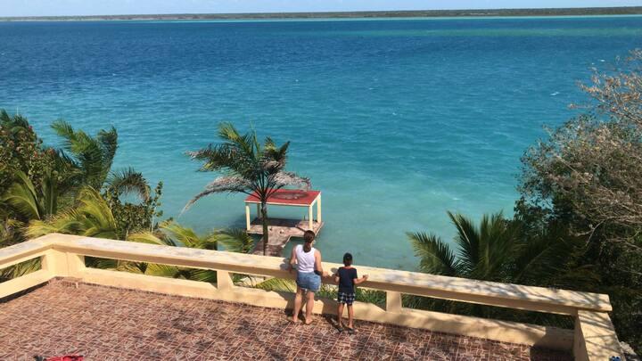 Casa Pescador   incredible view & private pier.