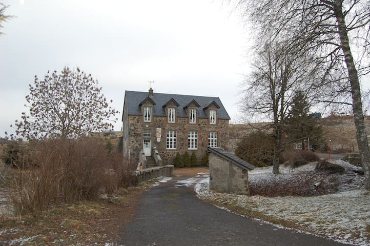 gite communal de la mairie - La Godivelle - Nature lodge